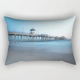 Ocean Stilts Rectangular Pillow