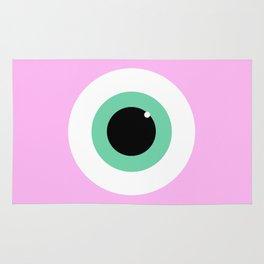 Eyeball Rug