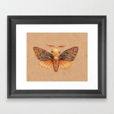 Un-Natural Selection Framed Art Print