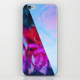 Hyperstimulation Blue - Detroit 0610 iPhone Skin