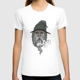 Haldor the Wizard (in color) T-shirt