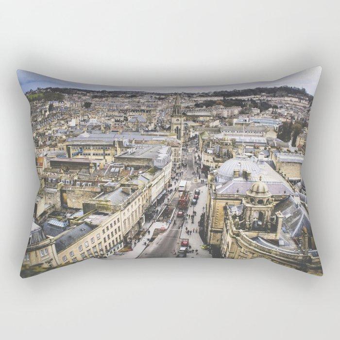 Bath Overlook Rectangular Pillow