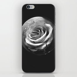 MOON ROSE iPhone Skin