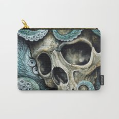 Please my love, don't die so far from the sea... Carry-All Pouch