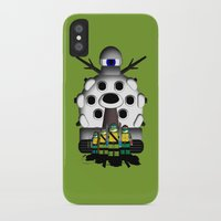 turtles iPhone & iPod Cases featuring Turtles by 1982 est. by A.W. Owens