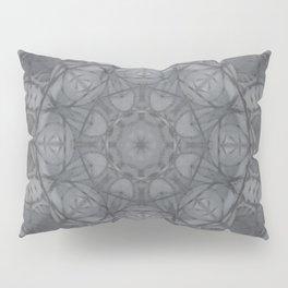 Mandala of My Indigo Light Pillow Sham