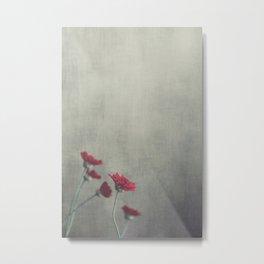 Rouge Metal Print