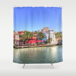 Beykoz Kucuksu Istanbul Shower Curtain
