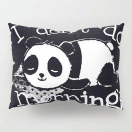 Panda #4 Pillow Sham