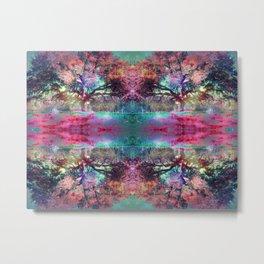 Dream under the trees Metal Print
