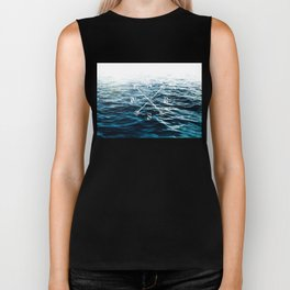 Winds of the Sea Biker Tank