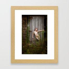 201108062167 Framed Art Print