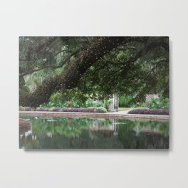 Evening Sparkles Metal Print