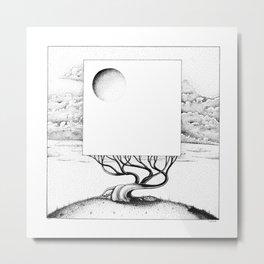 Architree Metal Print