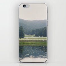 Horses in the Great Smoky Mountains iPhone & iPod Skin