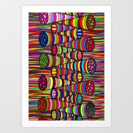 209 Art Print