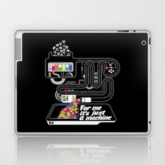 It's just a machine Laptop & iPad Skin