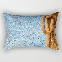 Rusty Link Rectangular Pillow