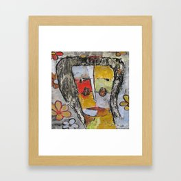 Honey Love Framed Art Print
