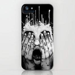 Terror iPhone Case
