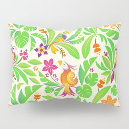 LE PERROQUET Pillow Sham