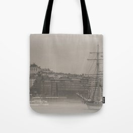 Tall and small Tote Bag