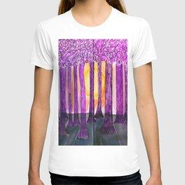 Woodland Sunset T-shirt