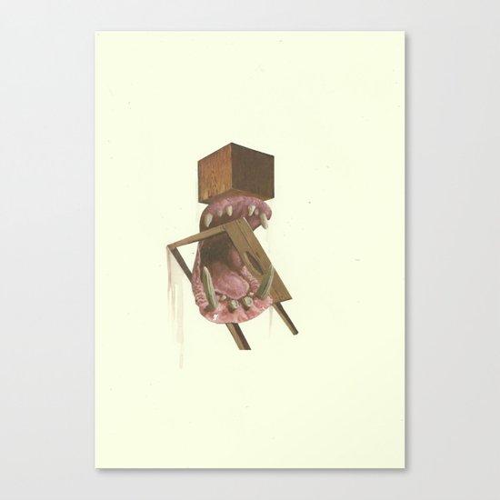 NOBLE Canvas Print