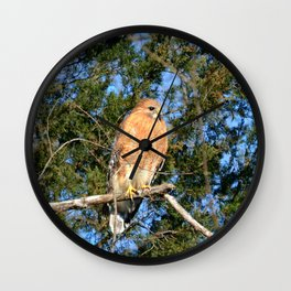 SIMPLY MAJESTIC Wall Clock