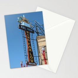 Hung Far Low, Portland, OR. Stationery Cards