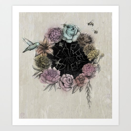Carpe Diem Art Print