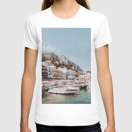 banchinella porto, italy T-shirt