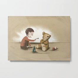 Is it medicine or social skill Metal Print