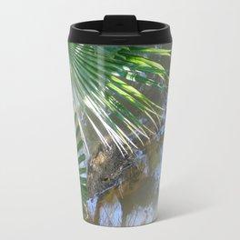Creeping Crocodile Travel Mug