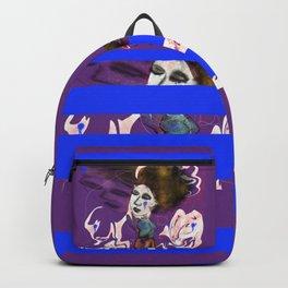 Think Purple Backpack