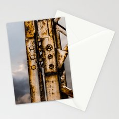 Industrial landscape Stationery Cards