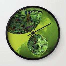 Nano-Universe  10-07-16 Wall Clock