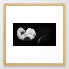 Scarface - black edition Framed Art Print
