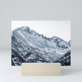Rocky Mountains 6 Mini Art Print