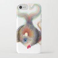 fancy iPhone & iPod Cases featuring Fancy by Glenn Sharron