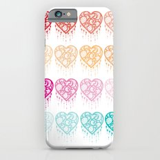 Heart Catcher - Fade iPhone 6s Slim Case