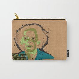 Doc Brown_INK - Back to the Future Carry-All Pouch