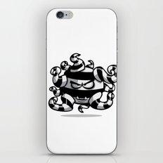SPOOKY iPhone & iPod Skin