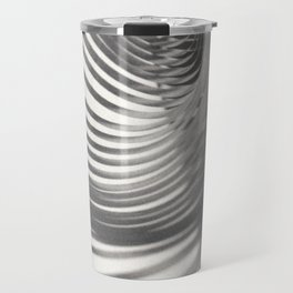 Paper Sculpture #9 Travel Mug