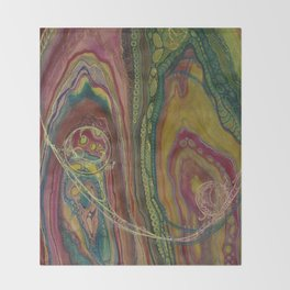 Sublime Compatibility (Intimate Reciprocity) Throw Blanket