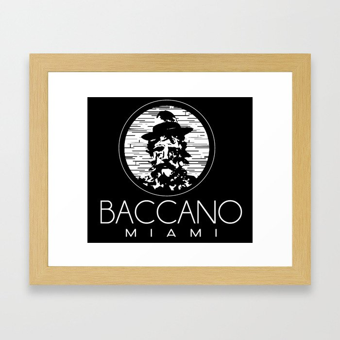 Baccano Framed Art Print