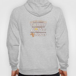 Jesus And Coffee Religion Christian Priest Gift Hoody