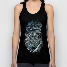 Life & Love at Sea Unisex Tank Top