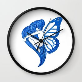 Awaking Wall Clock