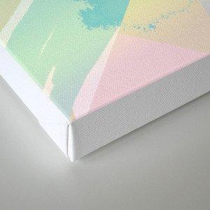 Minimal Pop Canvas Print